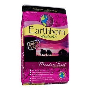 Earthborn Holistic Meadow Feast Natural Grain-Free Dog Food 28lb
