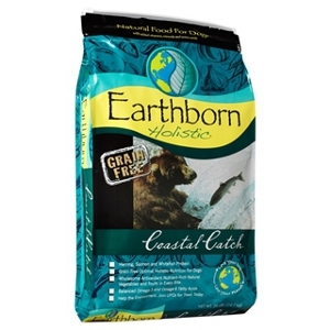 Earthborn Holistic Coastal Catch Natural Grain-Free Dog Food 28lb