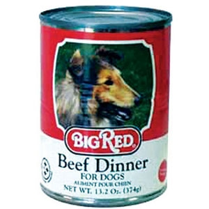 Big Red Beef Dinner 13.25 oz