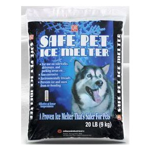 Safe Pet Ice Melter