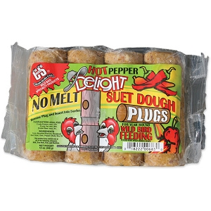 Hot Pepper Delight No-Melt Plugs