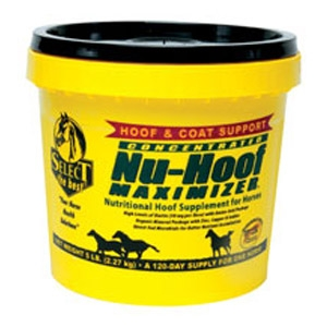Nu-Hoof Maximizer® Hoof & Coat Supplement for Horses