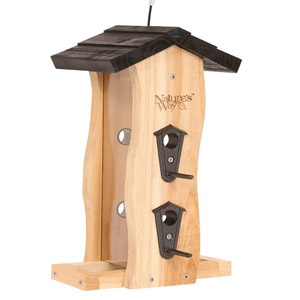 Nature's Way™ Vertical Wave Feeder
