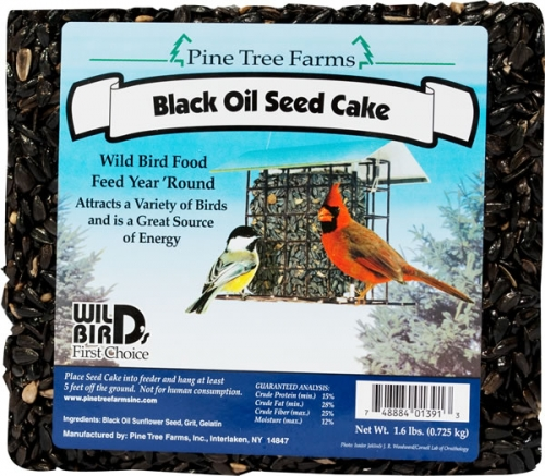 Pine Tree Farms, Black Oil Seed Cake