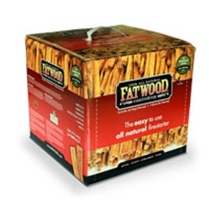 Fatwood Firestarter Box 10lb