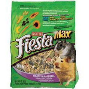 Kaytee Fiesta Max Food for Hamsters and Gerbils