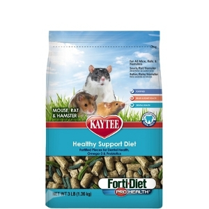 Kaytee Forti-Diet Pro Health Mouse & Rat