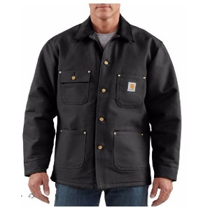 Men's Carhartt Duck Chore Coat/Blanket-Lined