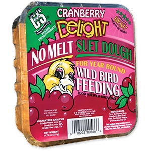 C & S Cranberry Delight Suet