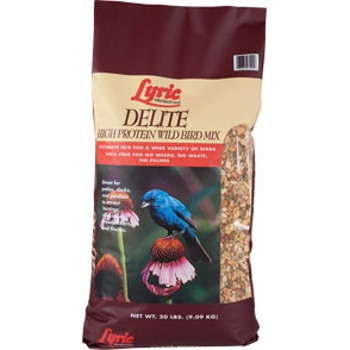 Lyric Delite Wild Bird Seed