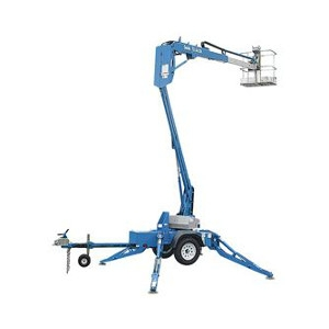 Aerial Articulating Lift 34' Genie Tow Behind