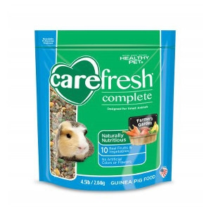 Carefresh Complete Guinea Food