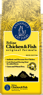 Annamaet Feline Original Chicken & Fish