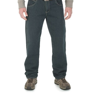 Rugged Wear® Regular Straight Fit Jean
