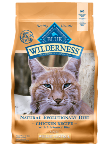 Blue Wilderness® Weight Control Chicken Recipe