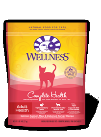 Wellness® Complete Health Food for Adult Cats