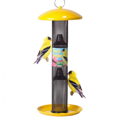 Perky Pet No No Finch Tube Bird Feeder