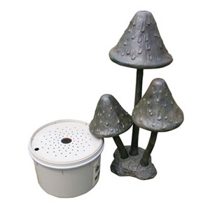 Aquascape® Giant Mushroom Fountain Kit