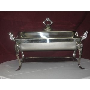 8 qt. Rectangle Chafing Dish