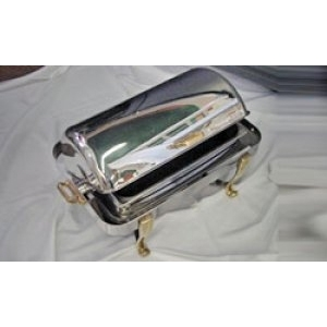 8 qt. Rectangle Roll Top Chafer