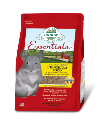 Oxbow Essentials Chinchilla Food