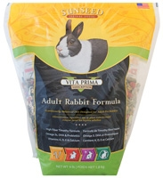 Sunseed Vita Prima Adult Rabbit Food