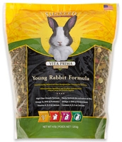 Sunseed Vita Prima Young Rabbit Food