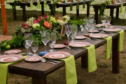 Did We Mention Table Settings?