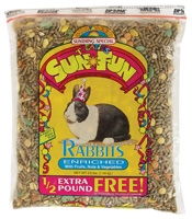 Sunseed Sun Fun Rabbit Formula