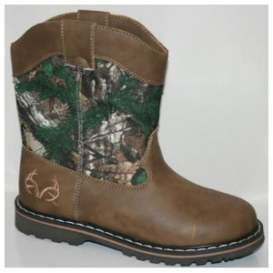Kids Team RealTree Boots