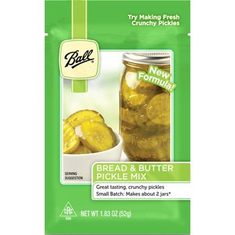 Ball Bread & Butter Pickle Mix 1.83 oz.