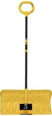 Penguin Poly Pusher Snow Shovel Without Wear Strip 24""