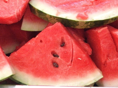 Locally Grown Watermelon