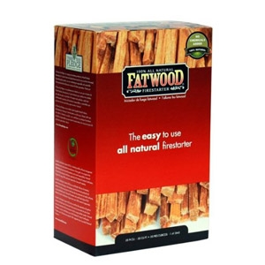 Fatwood 100% All Natural Firestarter 2 lbs.