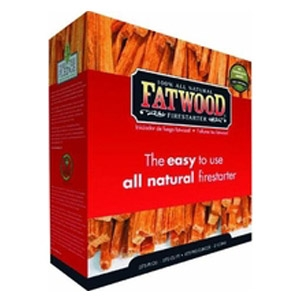 Fatwood 100% All Natural Firestarter 4 lbs.