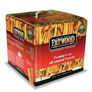 Fatwood 100% All Natural Firestarter 15 lbs.
