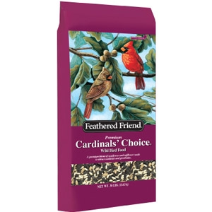 Feathered Friend® Cardinal's Choice Wild Bird Seed