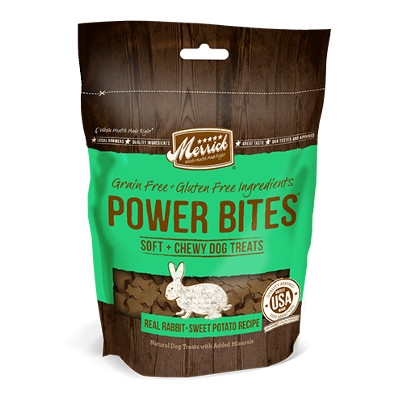 Power Bites - Real Rabbit & Sweet Potato Dog Treats