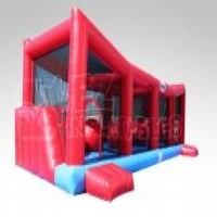 Wiped Out obstacle course game