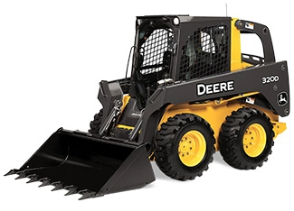 Skid Steer Attachment: Tooth Bucket