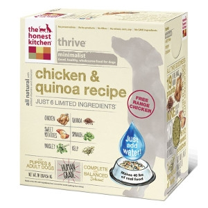 Thrive Chicken & Quinoa Dog Food