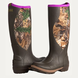 Noble Outfitters™ Muds™ Women's Cold Front Camo High Boot