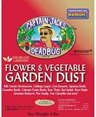 Bonide Captain Jack's Dead Bug Dust 4#