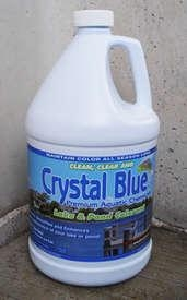 Crystal Blue Lake & Pond Colorant