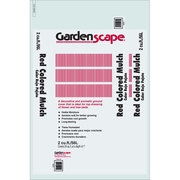 Gardenscape Red Dyed Pine Cedar Mulch 2CF
