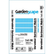 Gardenscape Shredded Hardwood Mulch 2CF