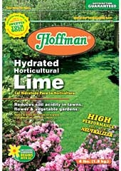 Hoffman Hydrated Horticultural Lime 4#