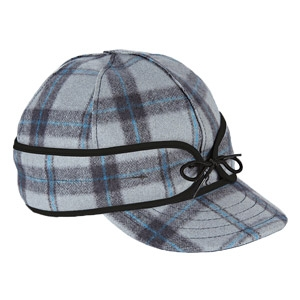 Stormy Kromer Frosted Plaid Hat