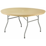 5' ROUND TABLE POLYTHLENE