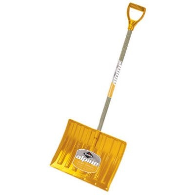 Garant® Snow Shovel with Steel Wear Strip